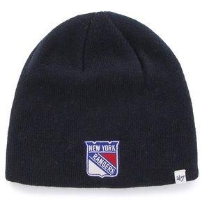 New York Rangers Toddler Beanie Knit Hat NWT OS